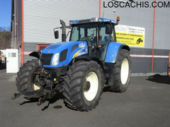 New Holland TVT 195 Traktor 2006