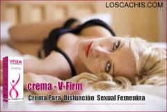 V-Firm Crema Vaginal Natural