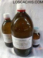 AG+ PLATA COLOIDAL 120 ml, 15 ppm
