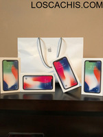 Venta: Apple iPhone X y Samsung S9