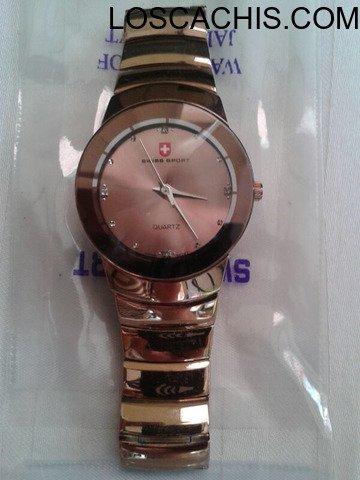 Swiss sport reloj mujer